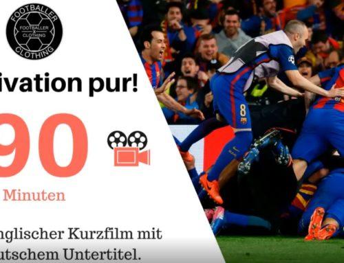 90 Minutes auf Deutsch