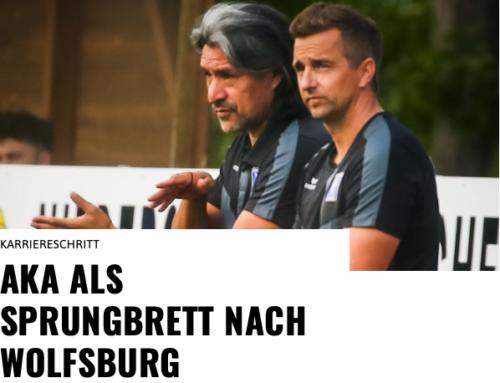 """Next Step """" DFL"""" – Vertag in Wolfsburg unterzeichnet"""